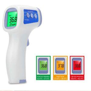 Termómetro médico certificado