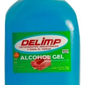 Alcohol gel 5L