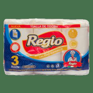 Toalla Regio pack x3